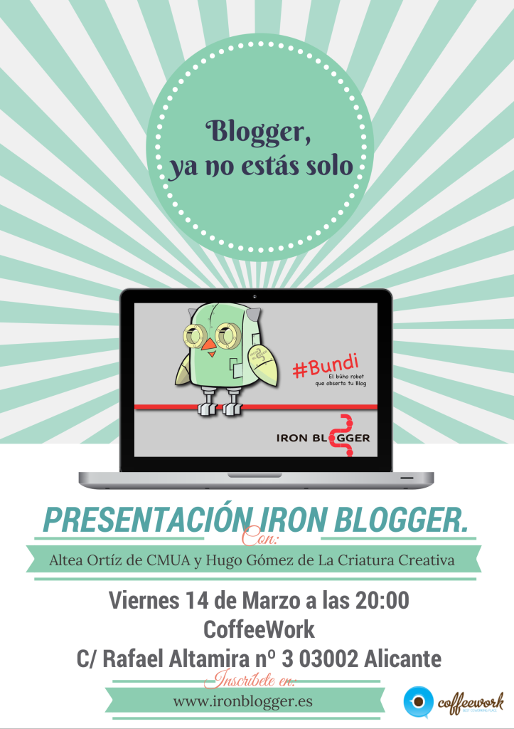IRON-BLOGGER alicante