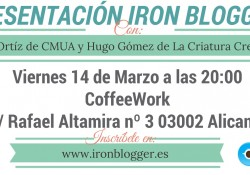 cortinilla iron blogger